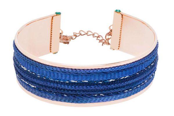 """Inia"" Bracelet, Marine"