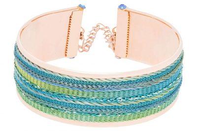 """""""Inia"""" Bracelet, Water"""