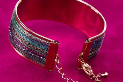 """Inia"" Bracelet, Sunset"
