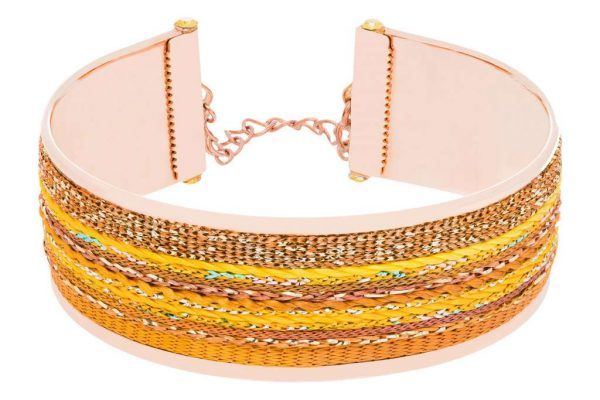 """Inia"" Bracelet, Gold"