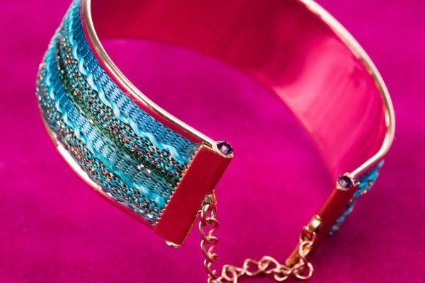 """Inia"" Bracelet, Unicorn"